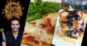 Fish Pizza by Chef Basim Akhund – Flame On Hai