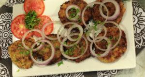 Shredded Malai kabab