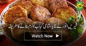 Tip for Soft Shami Kabab