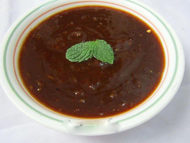 Anar Danay Ki Chutney