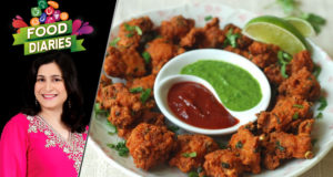 Qeema Pakora by Chef Zarnak Sidhwa – Food Diaries