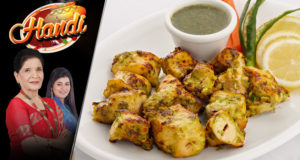 Malai Boti by Chef Zubaida Tariq – Handi