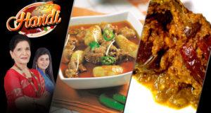Arvi Gosht by Chef Zubaida Tariq – Handi