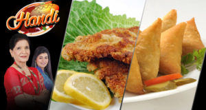 Chatpatay Chicken Cutlets by Chef Zubaida Tariq – Handi