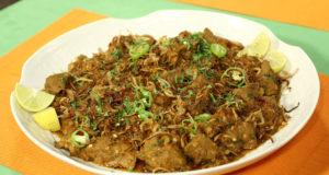 Beef Tikka Salan By Mehboob Khan