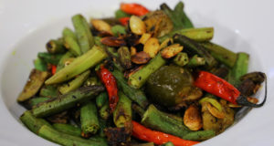 Chatpati Bhindi – Short Recipe