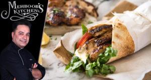 Shawarma Roll by Chef Mehboob Khan – Mehboob's Kitchen