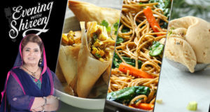 Fried Noodles by Shireen Anwar – Evening With Shireen