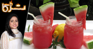 Chilled Watermelon Lemonade by Chef Rida Aftab – Tarka