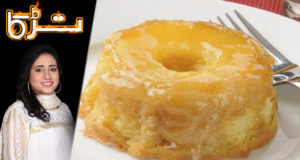 Pineapple Pudding by Chef Rida Aftab – Tarka