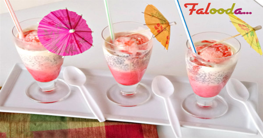 Rabri Falooda By Shireen Anwar