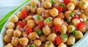 Chana Chaat – Short Recipe