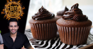Chocolate Cupcakes by Chef Basim AKhund – Flame On Hai