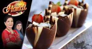 Chocolate Mousse Cups – Handi