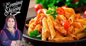Chicken Tikka Masala Pasta by Chef Shireen Anwar – Evening With Shireen
