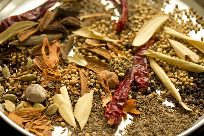 how to make biryani masala powder at home in urdu