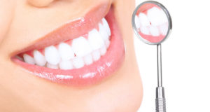 Tip for Shiny Teeth