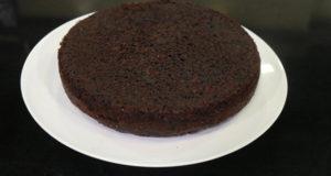 Egg-less Chocolate Cake