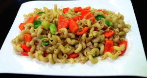 Pasta Salad By Basim Akhund