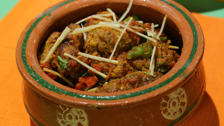 Kabab Karahi By Chef Mehboob Khan