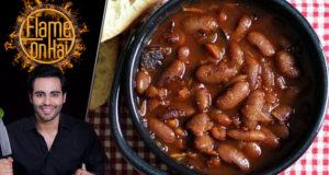 Saucy Beans Recipe by Chef Basim Akhund