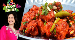 Chicken Manchurian Recipe by Chef Zarnak Sidhwa