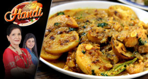 Masalaydar Tinday Recipe by Chef Zubaida Tariq