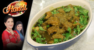 Bhuna Gosht Nariyal Masala Recipe by Chef Zubaida Tariq