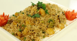 Matar Pulao Recipe