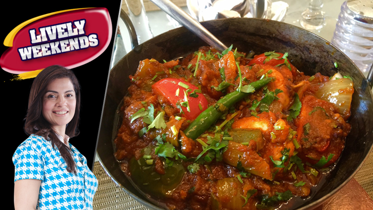 Baked Chicken Jalfrezi Recipe Masala Tv