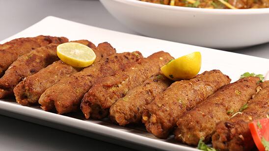 Beef Seekh Kabab Recipe