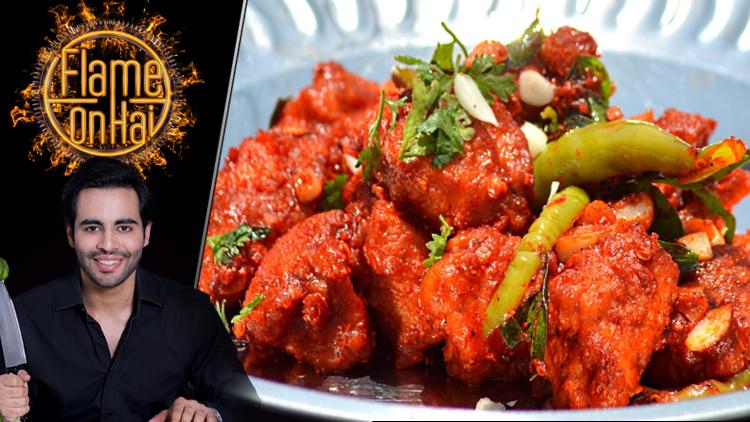 Chicken manchurian masala tv chicken manchurian recipe by chef basim akhund forumfinder Image collections