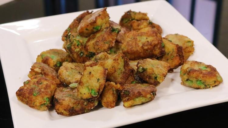 Potato Marbles