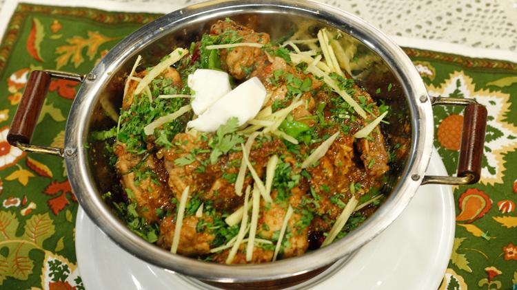 Lahori Chicken Karahi - Masala TV