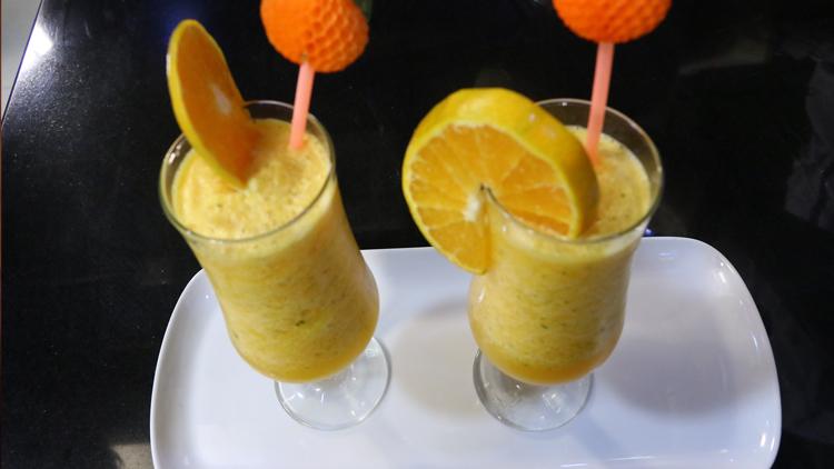 Orange Slush