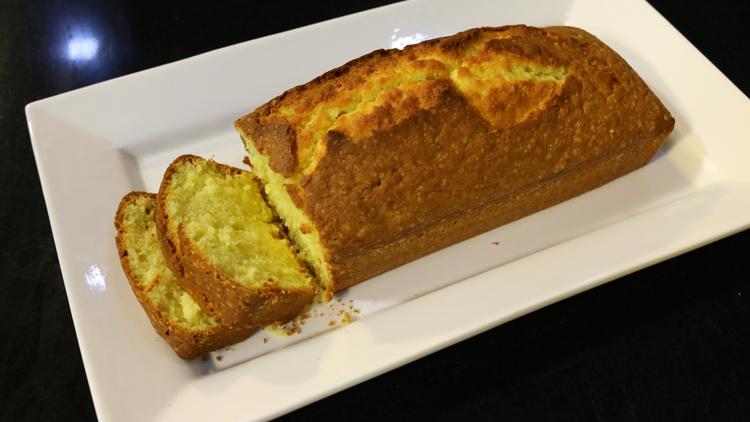 Plain Tea Cake