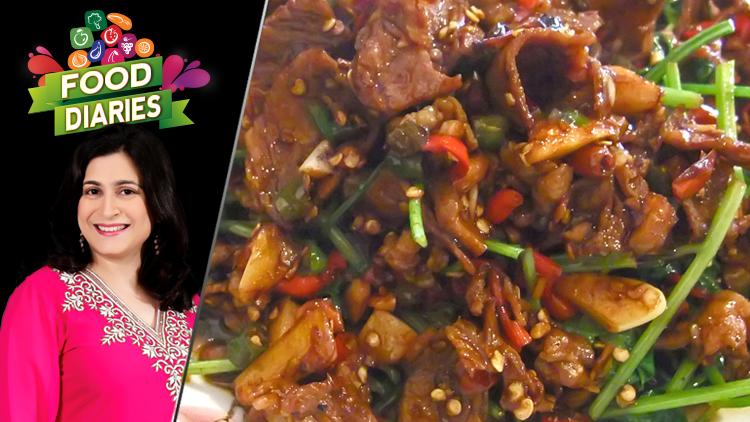 Chicken Xacuti Chilli Recipe Zarnak Sidhwa Masala Tv