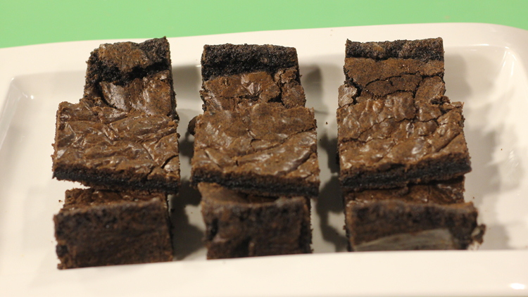Fudge Cocoa Brownies