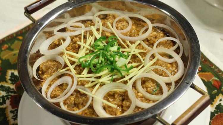 Gola Kabab Qeema Fry