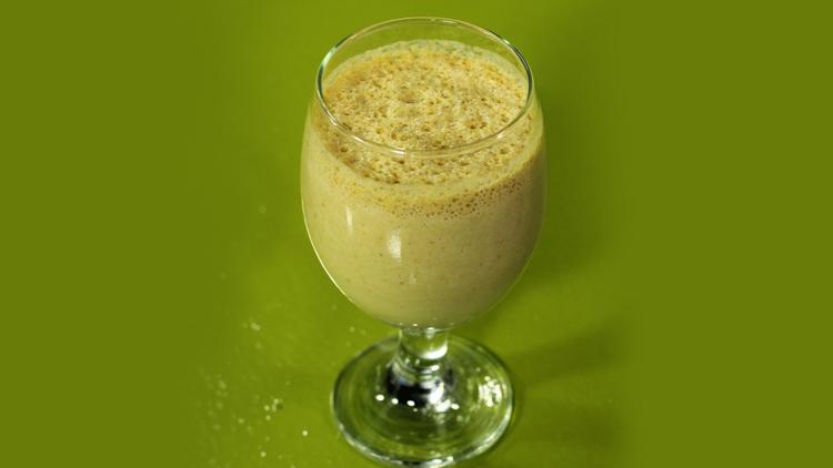 Anjeer Milk Shake