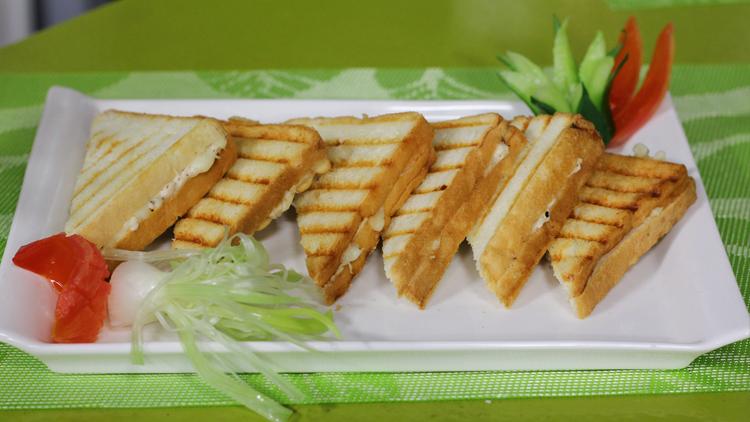 Deep Fried Chicken Sandwiches