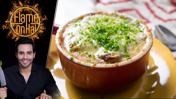 Masala tv pakistans no1 food channel french onion soup recipe by chef basim akhund 9 march 2018 forumfinder Choice Image