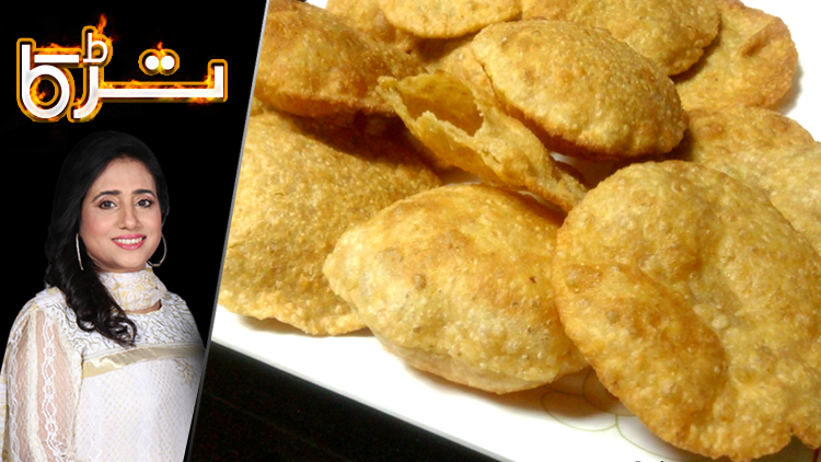 Masala tv pakistans no1 food channel khash khaash ki poori recipe by chef rida aftab 12 march 2018 forumfinder Choice Image