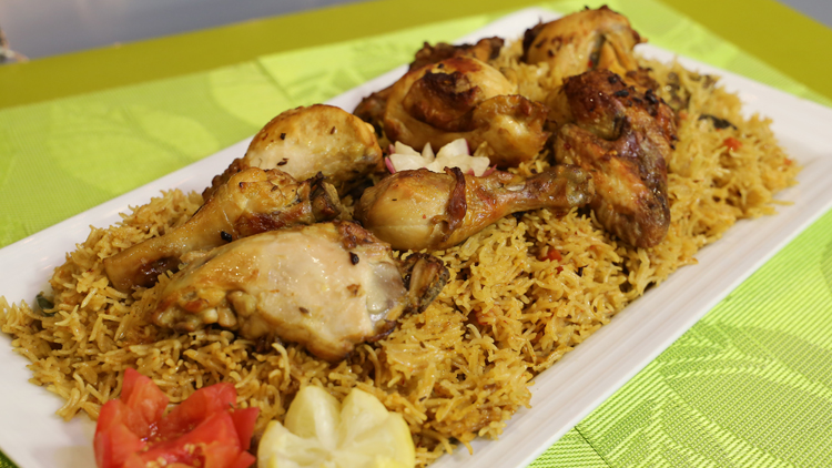 Arabic Kabsa Recipe Masala Tv