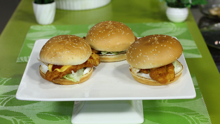 Fillet o Fish Burger