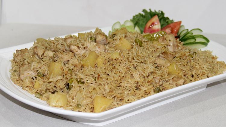 Chicken Tahiri