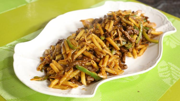 Beef and Chili Macaroni