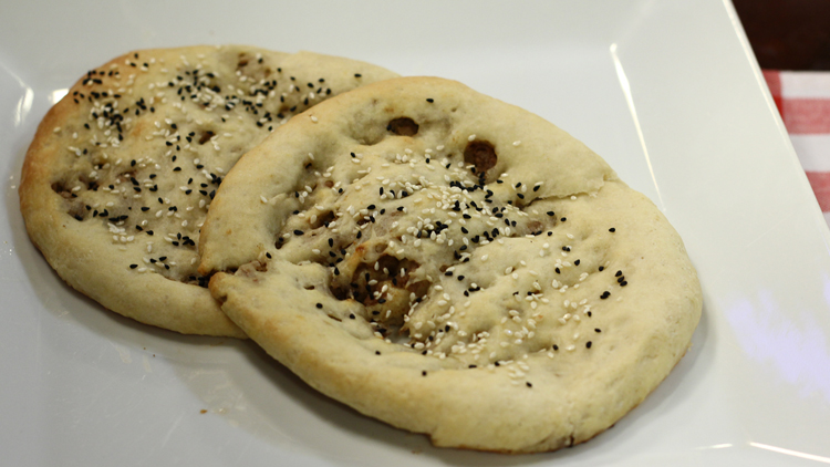 Qeema Naan Recipe By Samina Jalil