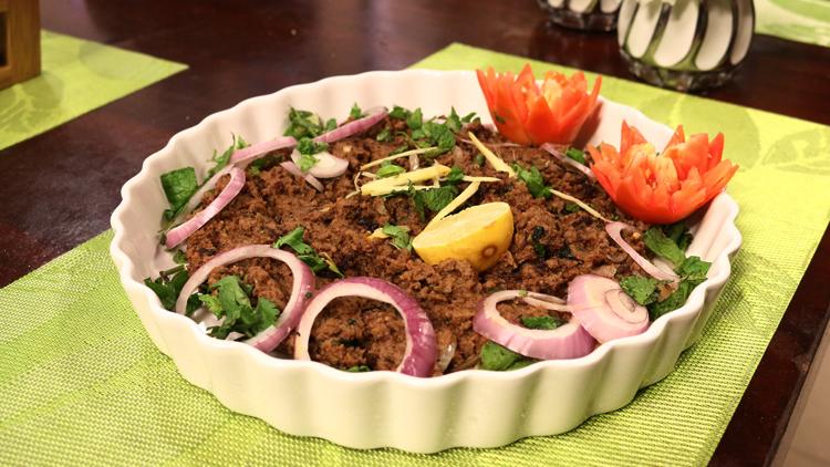 Kabab Qeema