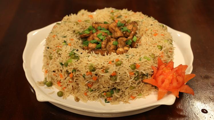 Teriyaki Rice with Chicken